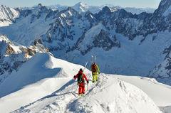 Franska Alperna får dig att tappa andan.