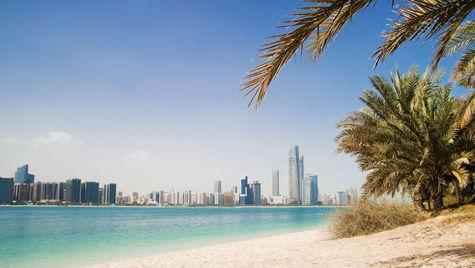 Dubai är det mest populära resmålet i Förenade Arabemiraten.