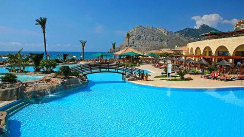 Atlantica Imperial Resort och Spa passar det vuxna paret perfekt.