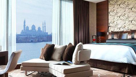 Lyxigt men prisvärt i Abu Dhabi.