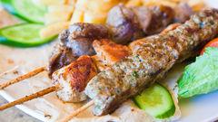Smaka på det arabiska köket – kebab är en hit!