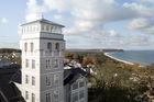 En veckas vistelse på Hotel Hanseatic, Rügen