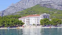 Tamaris i Kroatien.