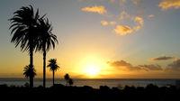 La Gomera, La Palma, El Hierro, Kanarieöarna