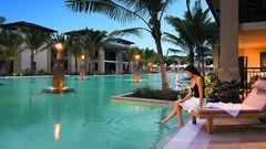 Sea Temple Resort i Australien.