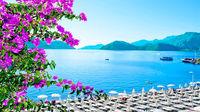 Turkiets skönaste badorter