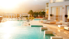 Ocean Beach Club på Kreta.