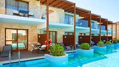 Holiday Village på Rhodos.