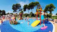 Prisvärt för barnfamiljen vid Medelhavet