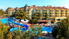 Dosi Hotel i Turkiet.