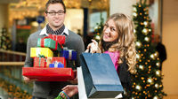 Julshopping runt om i Sverige