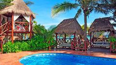 El Dorado Seaside Suites i Mexiko.