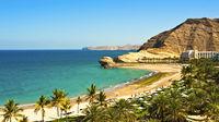 Oman - en ny stjärna på charterhimlen