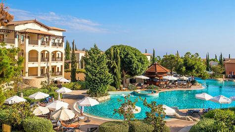 Härliga Sensatori Resort Aphrodite Hills på Cypern.