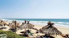 Marocko.