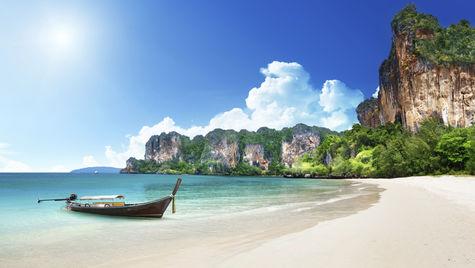 Fynda resan till Thailand innan jul.