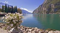 Semestra vid italienska Gardasjön