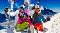Åk på skidresa i vinter