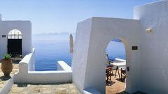 Kreta är en favorit i juni.