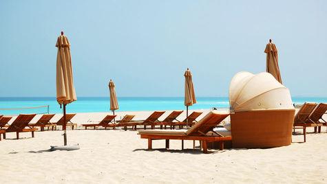 Abu Dhabi bjuder på fina stränder, shopping och mycket mer.