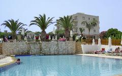 Sandra Garden på Cypern.