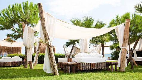Renaissance Antalya Beach Resort i Beldibi.