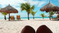 Med stränderna i centrum på Aruba