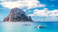 Kolugnt och romantiskt på Ibiza