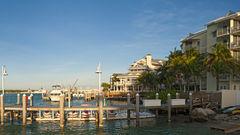 Key West är fint att besöka i mars.