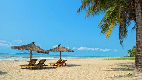 Hainan – ett sol & bad-paradis.