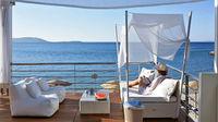 Romantiska charterhotell vid Medelhavet