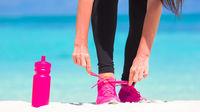 5 träningshotell vid stranden