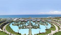 Maxx Royal Belek Golf Resort i Belek.