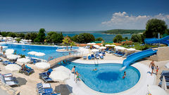 Hotel Valamar Club Tamaris i Kroatien.