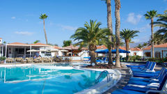 Suite Hotel Jardin Dorado i Maspalomas.