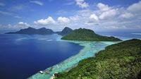 Upplev Malaysias paradisöar