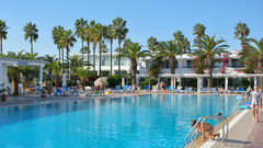 Hotel Dome Beach på Cypern.