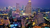 Thailand, Bangkok, hotell