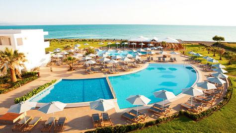 Sunprime Platanias Beach på Kreta.