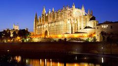 La Seo är en sevärd katedral i Palma.