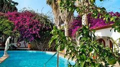 Hotell Odjo d'Agua är en fröjd för ögat.