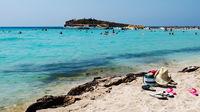 Första sommarvärmen finns på Cypern