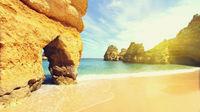 Upptäck Algarvekustens stränder