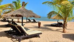 I vinter kan du upptäcka Senegal med Apollo och bo på Lamantin Beach Resort.