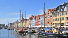Juni är en bra tid på året att besöka Köpenhamn.