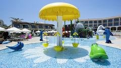 Mythos Beach Resort, Rhodos, Grekland.