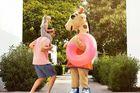 Barnfamiljer väljer helst Sunwing resorts