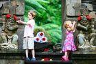 Bali med barn - 15 dagar