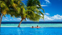 Barfota på lyxiga Mauritius