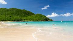 Vings största karibiska vinternyhet i år är St Martin.